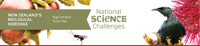 New Zealand's Biological Heritage National Science Challenge