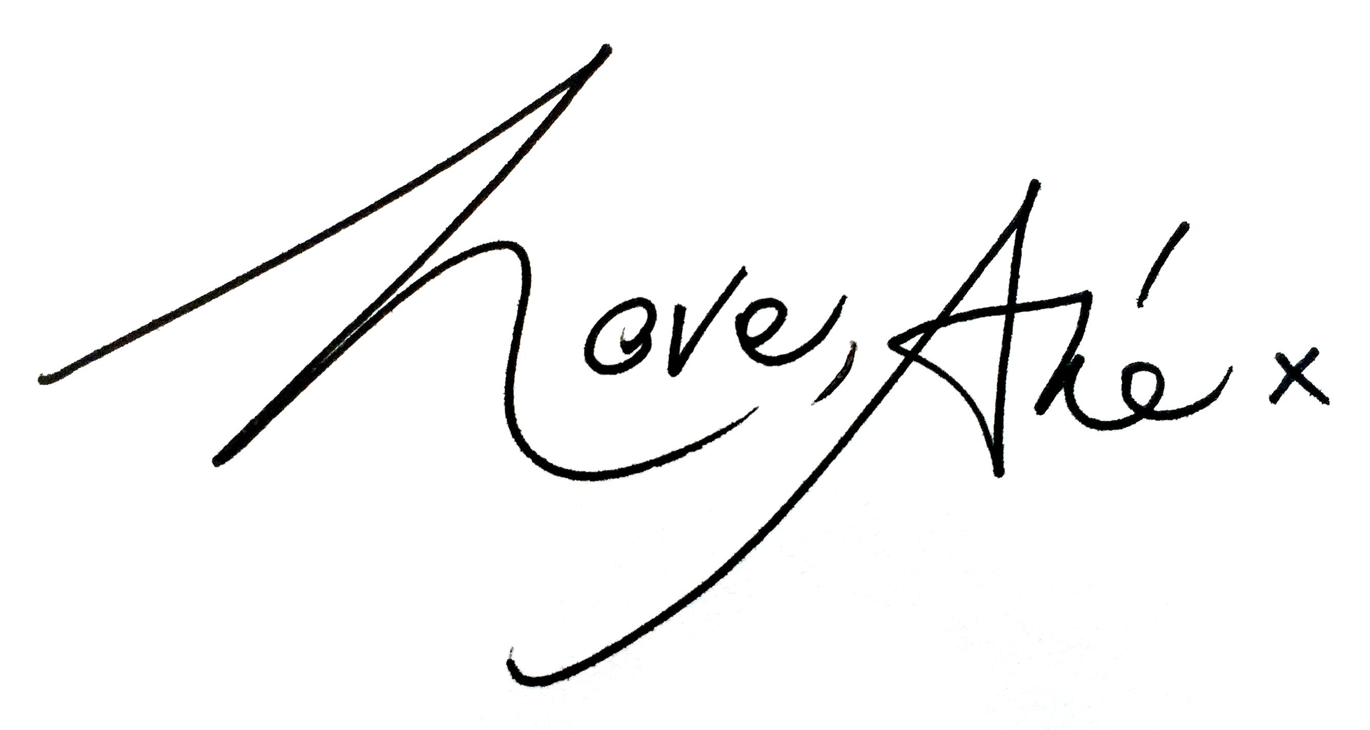 Love, Ané