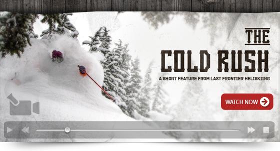 Last Frontier promo video 2015