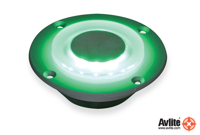 Avlite Systems Inset Helipad Light