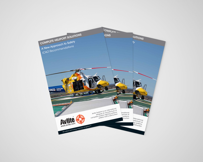 Avlite Systems ICAO Recommendations Complete Helipad Solutions