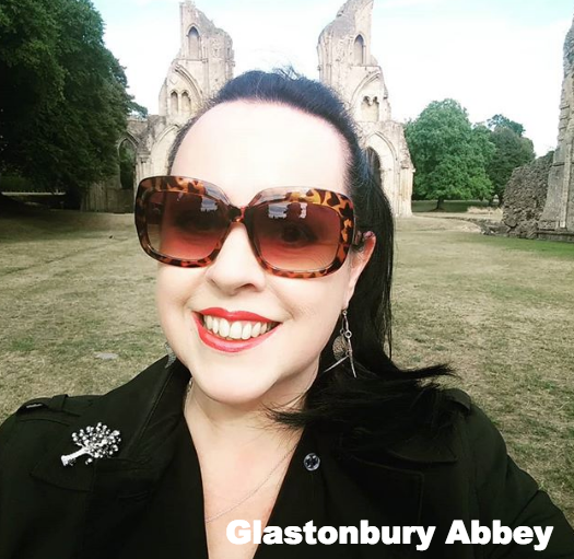 at glastonbury abbey