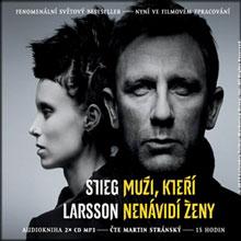 Stieg Larsson - Muži kteří nenávidí ženy