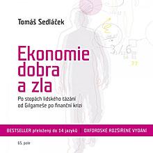Ekonomie dobra a zla - Tomas Sedlacek