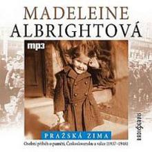 Prazska zima - Madeleine Albrightova
