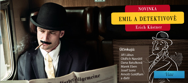 Erich Kästner - Emil a detektivové