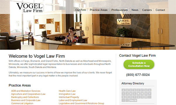 vogel law