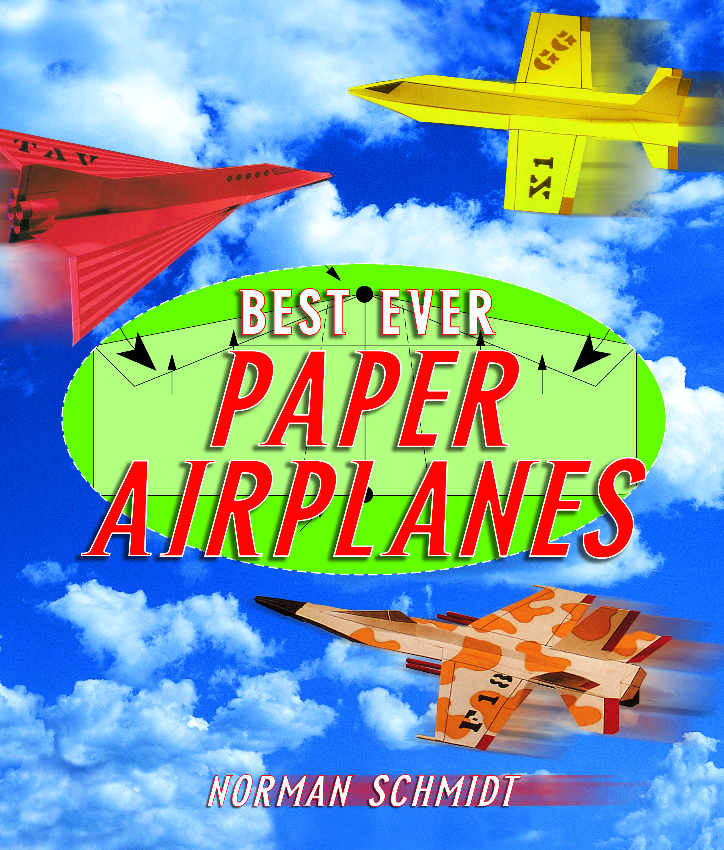 Best Ever Paper Airplanes book