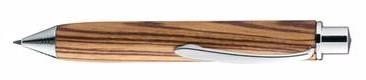 e+m Wooden Maximo Pencil