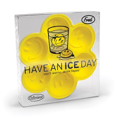 Fred Have an Ice Day Ice Tray