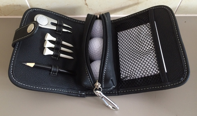 Golf Set - Balls and Tees