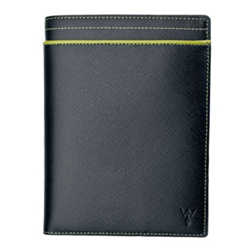 Wurkin Leather Passport Wallet