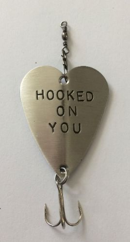 Hooked on You Fishing Lure