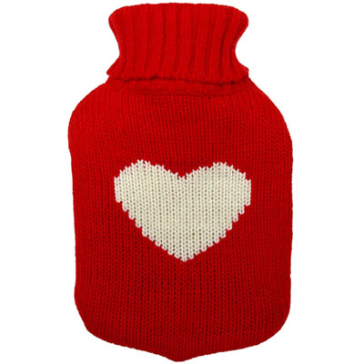 Heart Knit Hottie