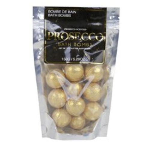 Prosecco Bath Bombs