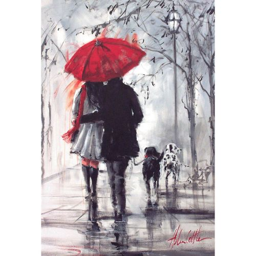 Afternoon Reflections by Helen Cottle