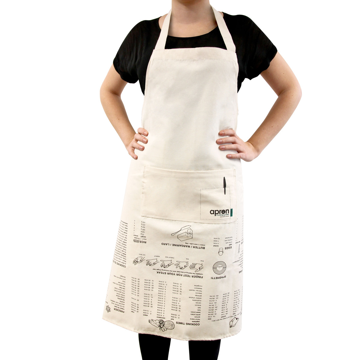 Suck UK Cooking Guide Apron $48.95