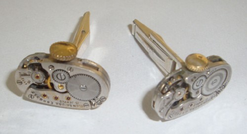 It's About Time Cufflinks