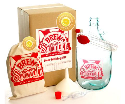 BrewSmith Beer Making Kit