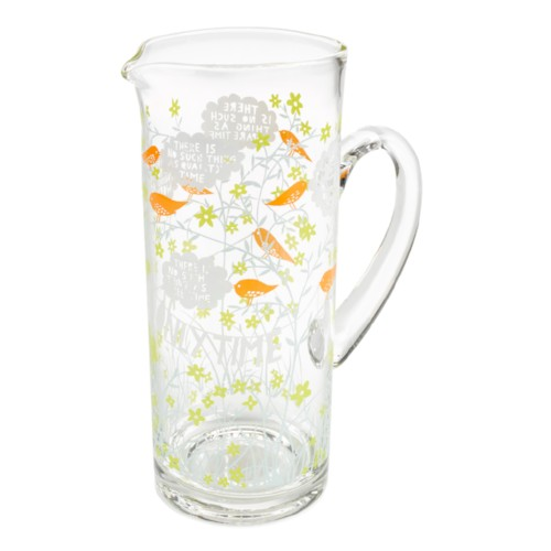 Rob Ryan Glass Jug