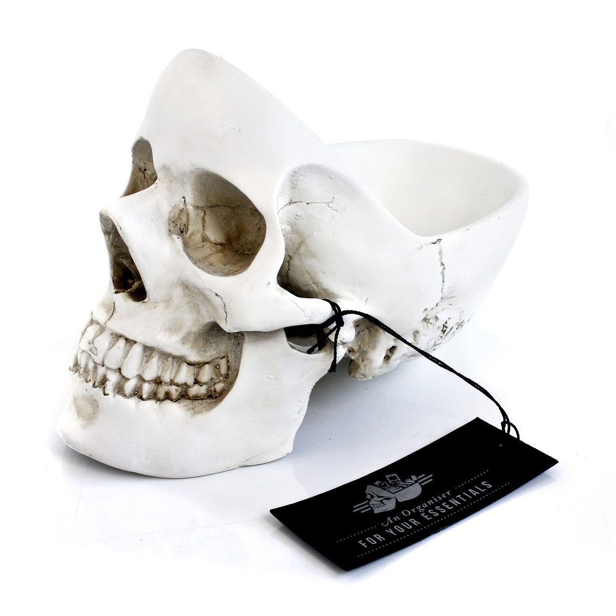 Suck UK Skull Tidy Decorative Bowl