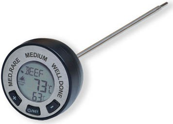 MAN LAW Digital BBQ Meat Gauge
