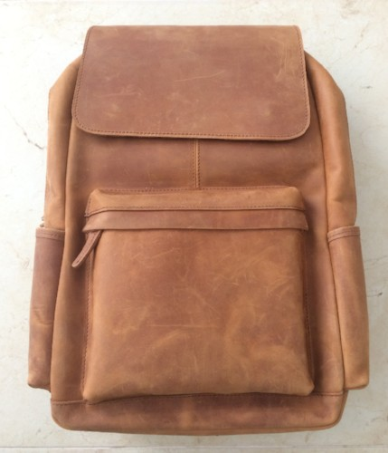 Boheme Leather Backpack