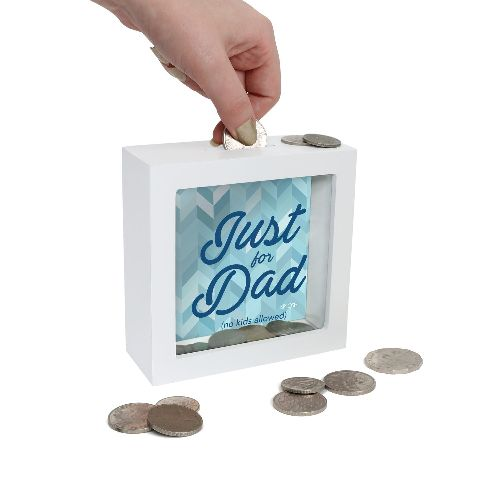 Just for Dad Money Box