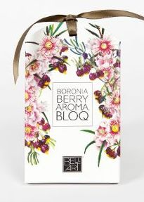 Bell Art Boronia Berry Bloq