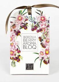 Bell Art Boronia Berry Bloq