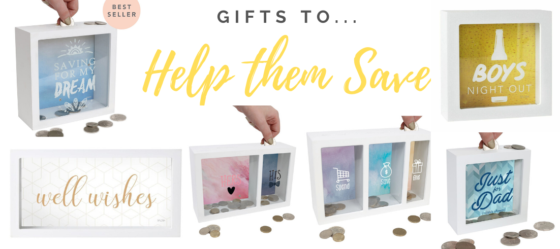 Gifts to help them save