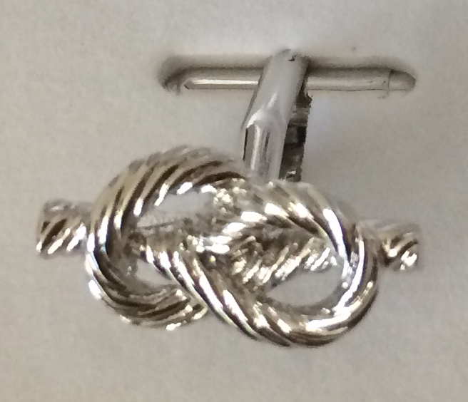 Sailor's Knot Cufflinks