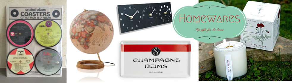 Mr Gift homewares gift ideas
