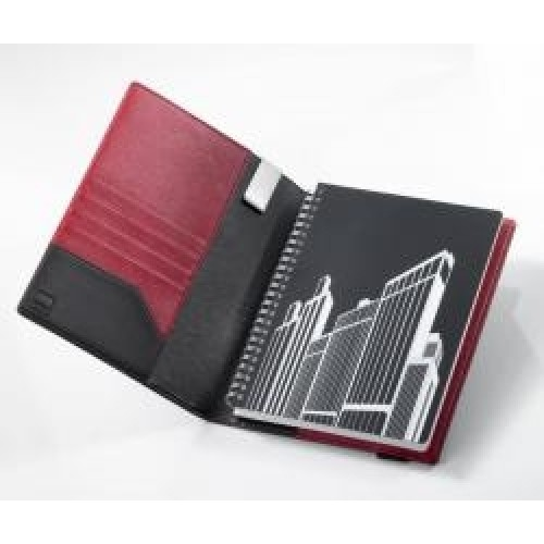 Troika A5 Leather Notebook