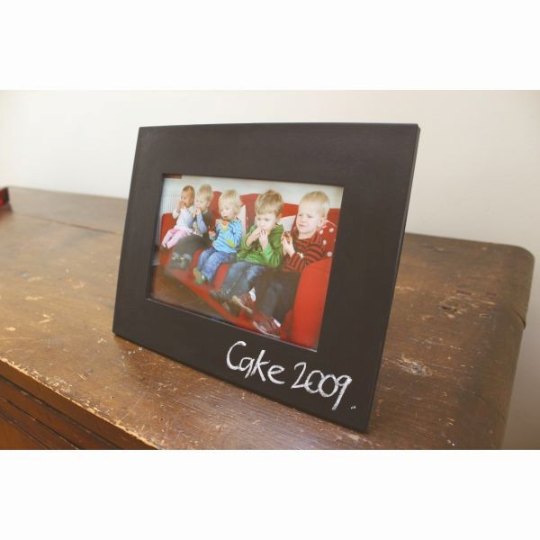 Ashortwalk Recycled Photo Frame with chalk