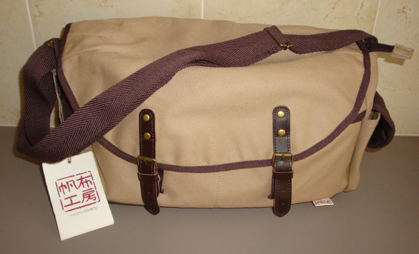 Hanpu Koubou Overnight Bag