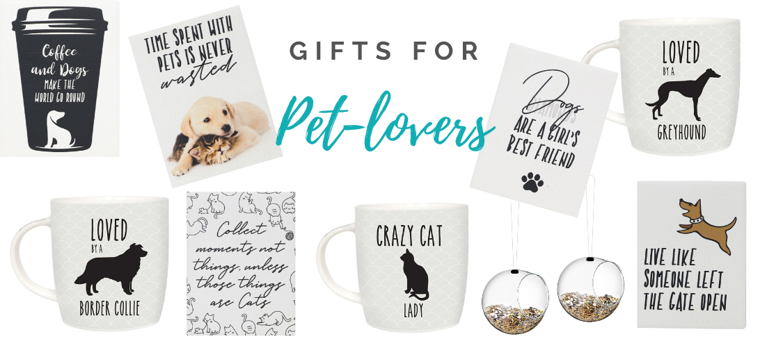 Gifts for pet-lovers