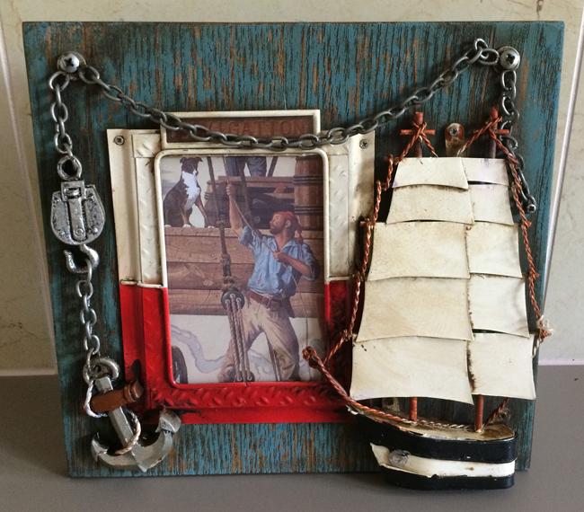 Sailing Frame