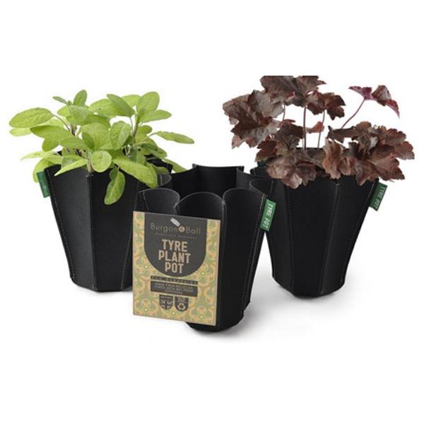Burgon and Ball Tyre Plant Pot