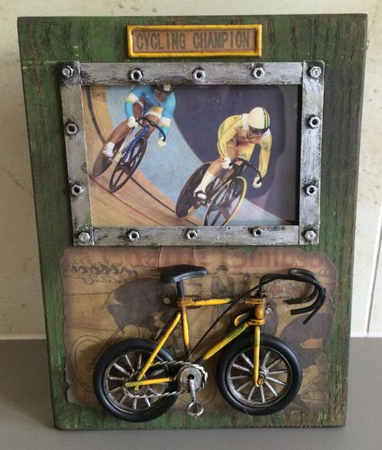 Cycling Champiom Frame