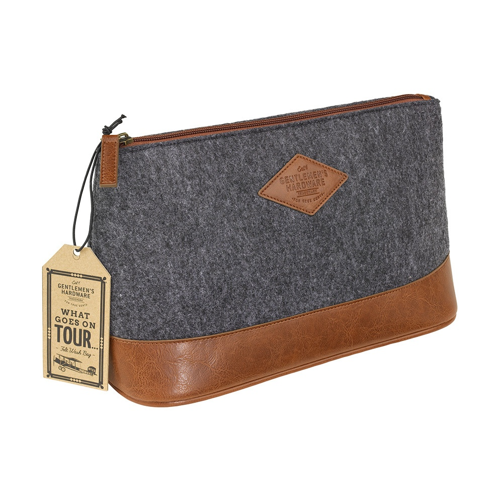 Gentlemen's Hardware Wash Bag