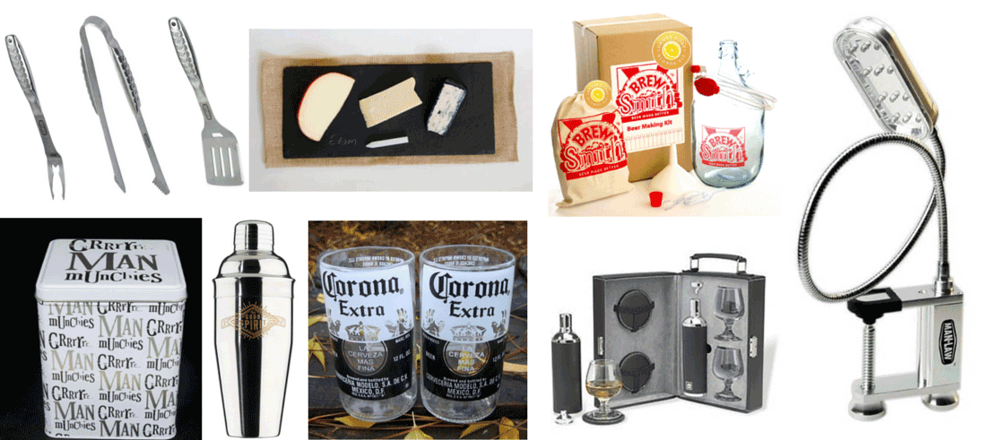 Top ten Father's Day gifts for Foodie dads