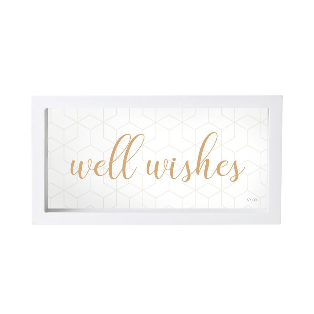 Well Wishes Message Box