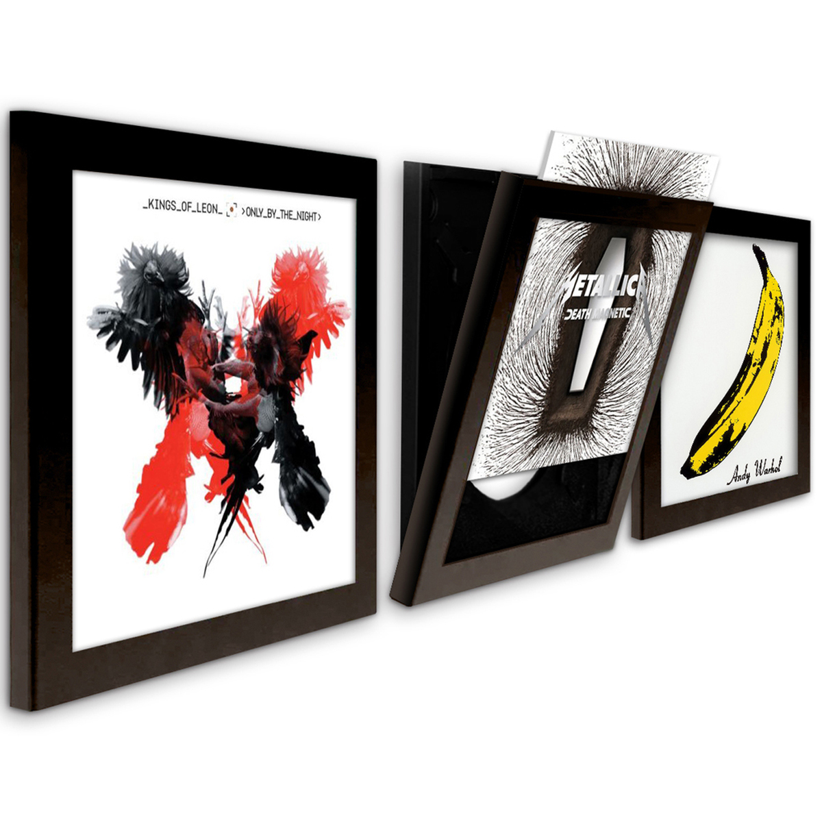 Art Vinyl Record Frame