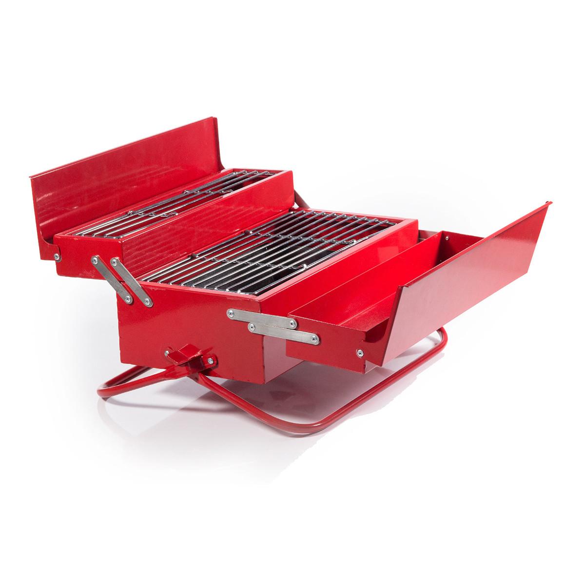 Suck UK BBQ Tool Box