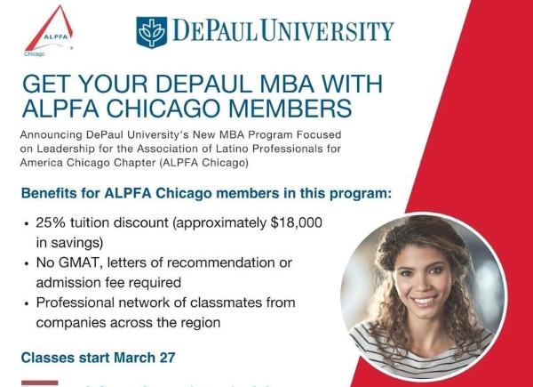 DePaul MBA Program