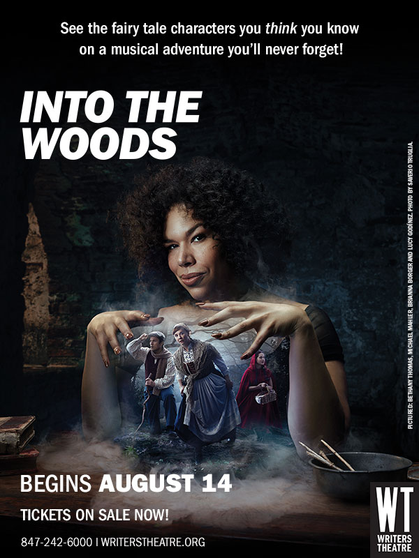 INTO THE WOODS @ Writers Theatre