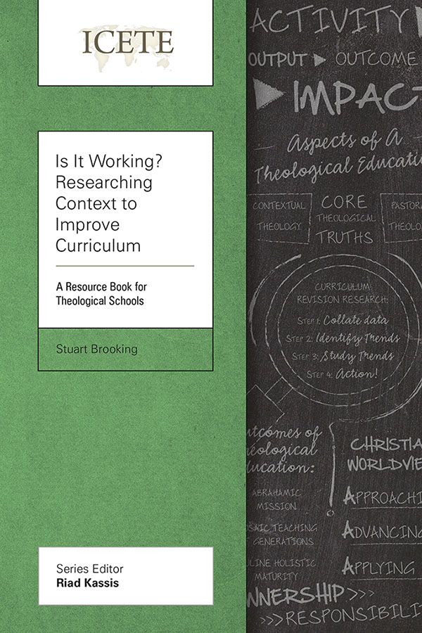 Is It Working? Researching Context to Improve Curriculum