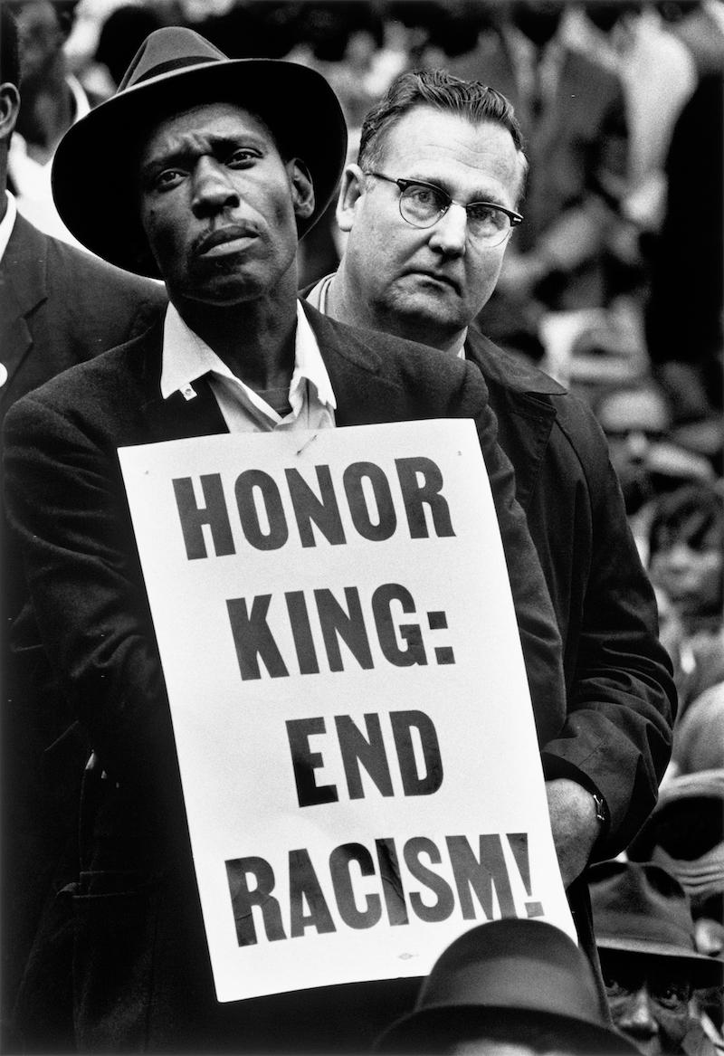 Honor King © 1968 Burk Uzzle