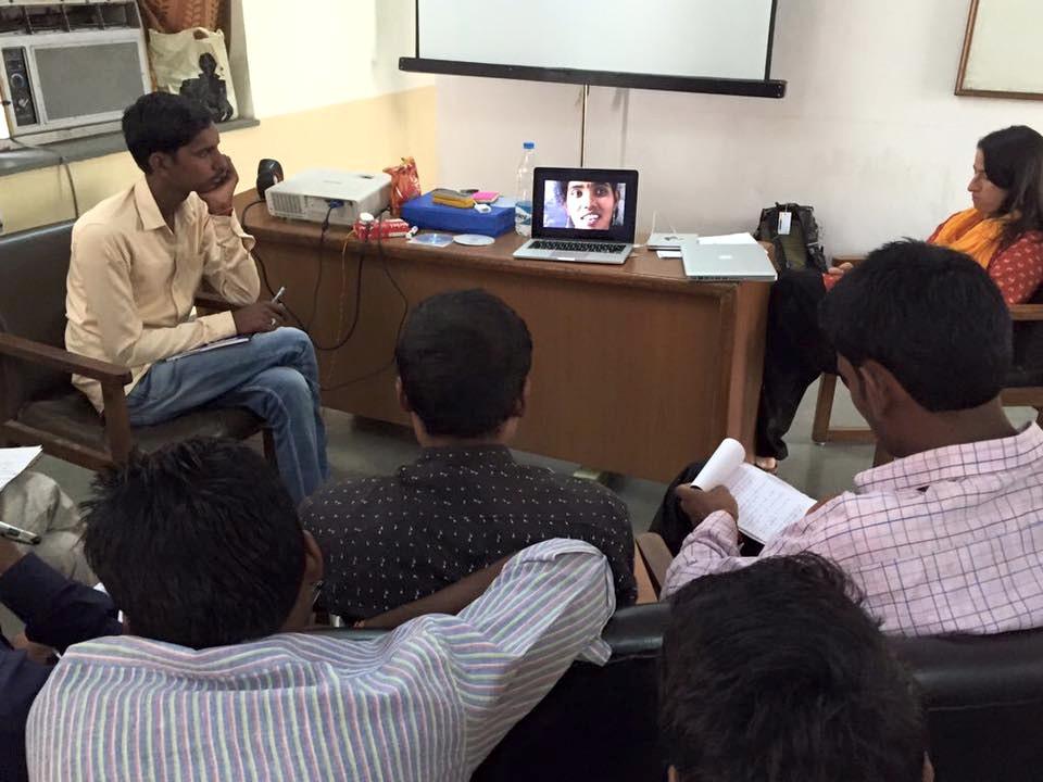 Heros Academy screening Rajasthan